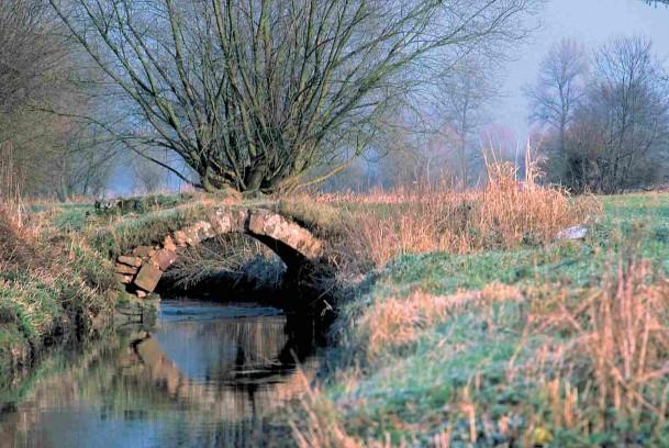 Pont sur Ehn, Innenheim (67)